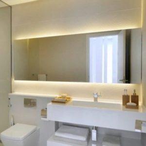 Зеркала в ванную комнатк с подсветкой