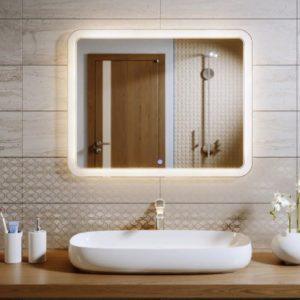 Зеркала в ванную комнату с подсветкой